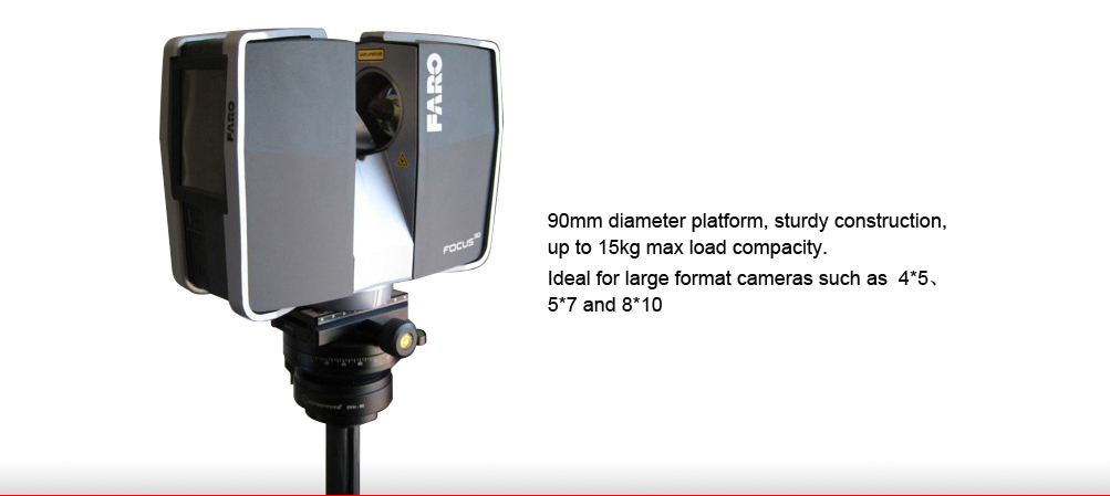 Sunwayfoto DYH-90Ri Leveling Base