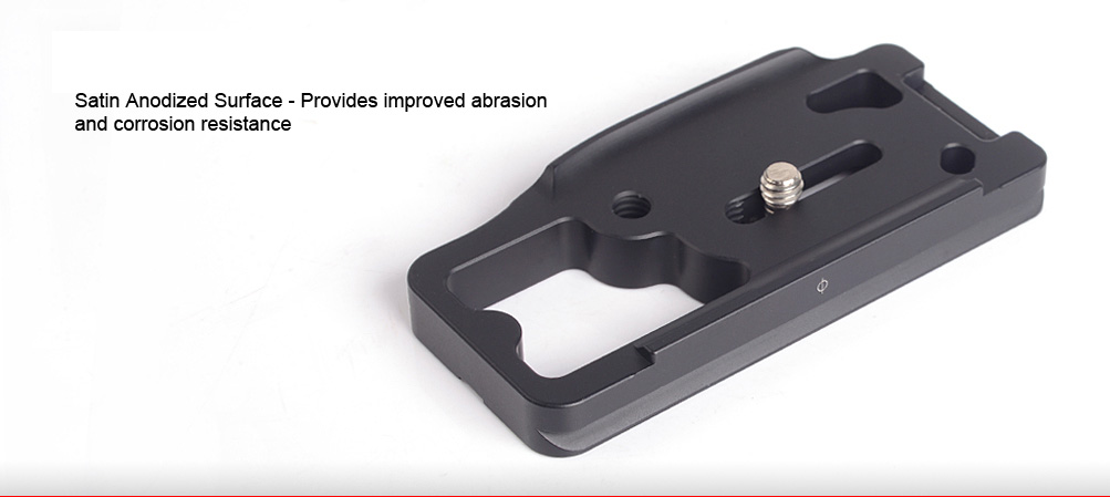 Sunwayfoto PC-6DR Plate for Canon 6D Body