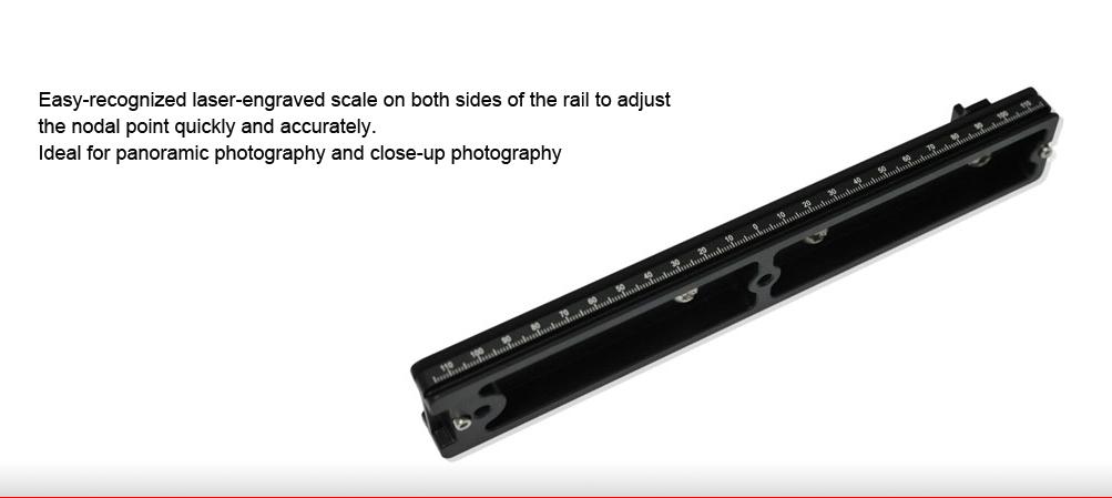 Sunwayfoto DPG-2416R Multi-Purpose Rail