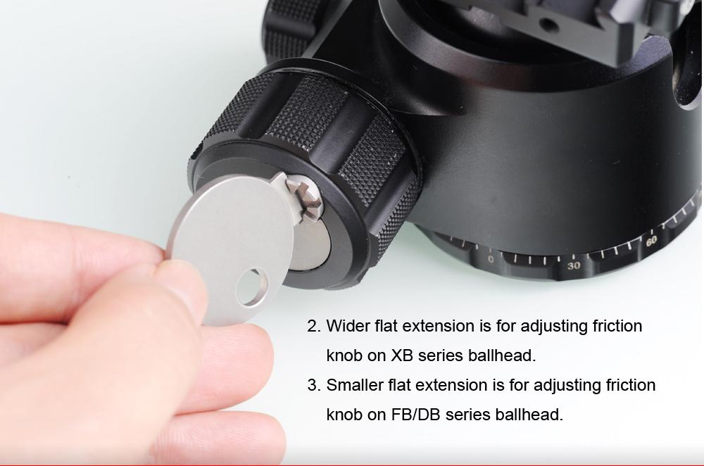 Sunwayfoto FT-01 Friction Knob Adjustment Tool