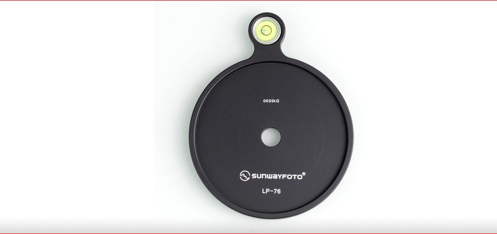 Sunwayfoto LP-76 Leveling Plate
