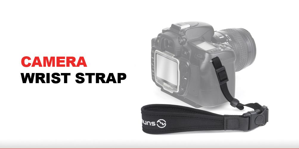 Sunwayfoto BHW-01 Camera Wrist Strap