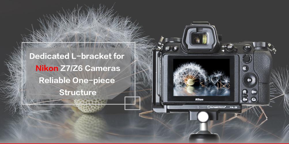 Sunwayfoto PNL-Z6 L-Bracket for Nikon Z6/Z7