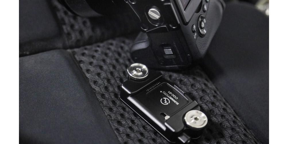 Sunwayfoto CQC-01 Camera Quick Release Clip